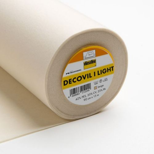Entoilage thermocollant Decovil - I - lIght
